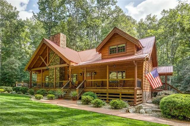 3200 Taurman Park Drive, Powhatan, VA 23139 (MLS #2030107) :: Treehouse Realty VA