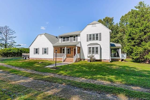 7246 Rotherham Drive, Mechanicsville, VA 23116 (MLS #2030139) :: Keeton & Co Real Estate