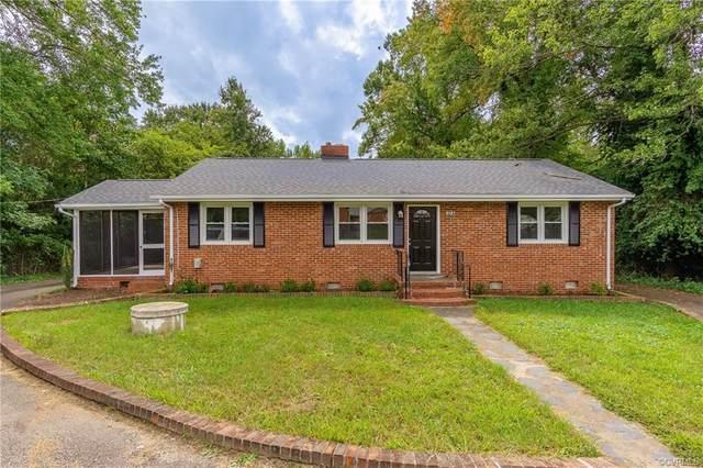 5107 Walmsley Boulevard, Richmond, VA 23224 (MLS #2030155) :: Keeton & Co Real Estate