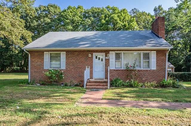 1450 Lange Drive, Henrico, VA 23075 (MLS #2030159) :: Keeton & Co Real Estate