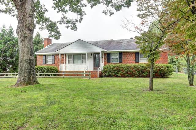 7465 Lexington Drive, Mechanicsville, VA 23111 (MLS #2030165) :: Treehouse Realty VA
