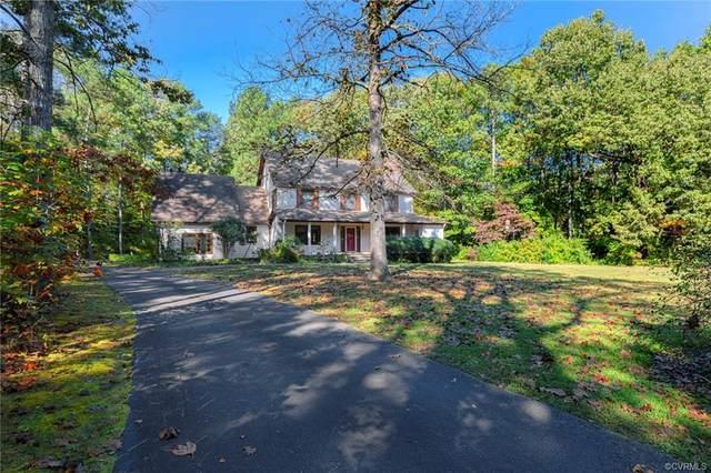 9327 Sarah Shelton Lane, Mechanicsville, VA 23116 (MLS #2030188) :: Treehouse Realty VA