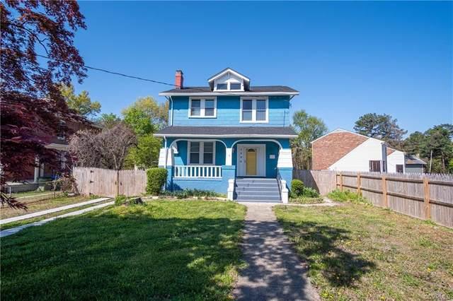 3808 Montrose Avenue, Richmond, VA 23222 (MLS #2030194) :: The Redux Group