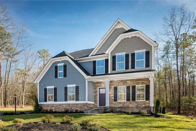 9056 Garrison Manor Drive, Mechanicsville, VA 23116 (MLS #2030240) :: Treehouse Realty VA