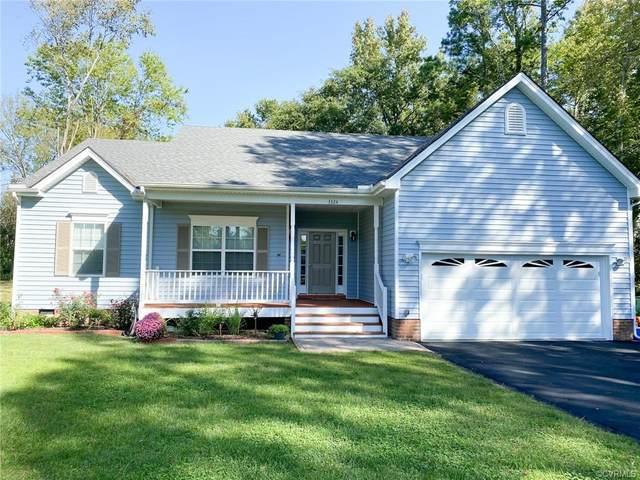 3324 Kingsdale Road, Chesterfield, VA 23237 (MLS #2030288) :: Treehouse Realty VA