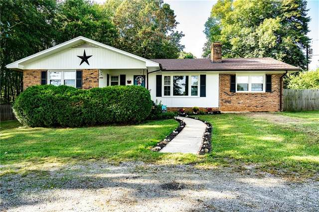 2825 Blackstone Road, Kenbridge, VA 23944 (MLS #2030319) :: Treehouse Realty VA