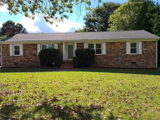 7423 Colts Neck Road, Mechanicsville, VA 23111 (MLS #2030324) :: Treehouse Realty VA