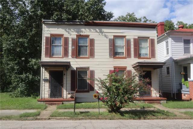 913 Farmer Street, Petersburg, VA 23803 (MLS #2030342) :: Treehouse Realty VA