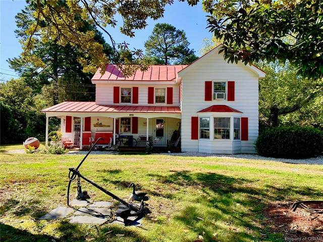 16080 General Puller Highway, Deltaville, VA 23043 (MLS #2030365) :: Treehouse Realty VA