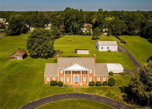 5430 Beulah Road, North Chesterfield, VA 23237 (MLS #2030429) :: Treehouse Realty VA