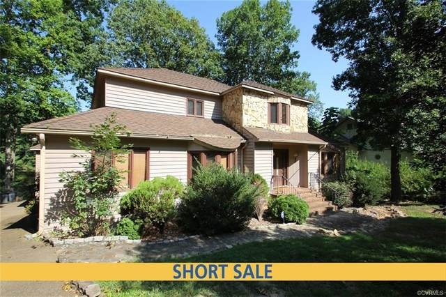 3046 Newquay Lane, North Chesterfield, VA 23236 (MLS #2030444) :: Treehouse Realty VA