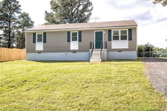 15726 Allen Drive, Dinwiddie, VA 23841 (MLS #2030501) :: The Redux Group