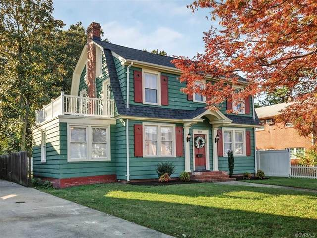 4328 Chamberlayne Avenue, Richmond, VA 23227 (MLS #2030508) :: EXIT First Realty