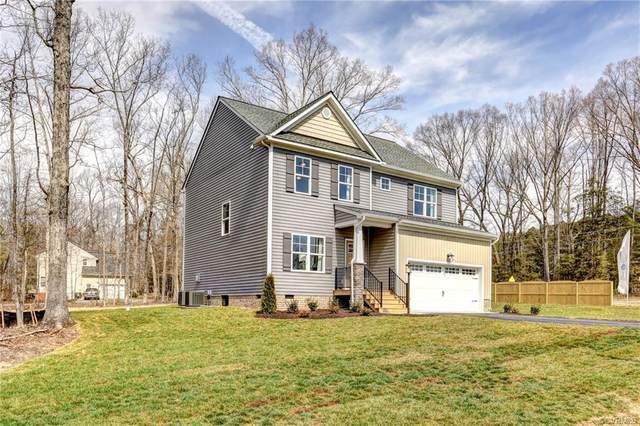 4955 Michaelwood Road, Chesterfield, VA 23832 (MLS #2030510) :: The Redux Group