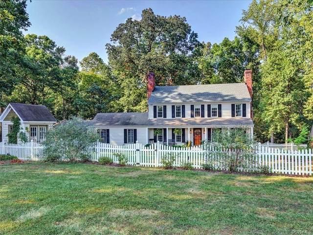 1819 Countrytown Road, Powhatan, VA 23139 (MLS #2030518) :: Treehouse Realty VA
