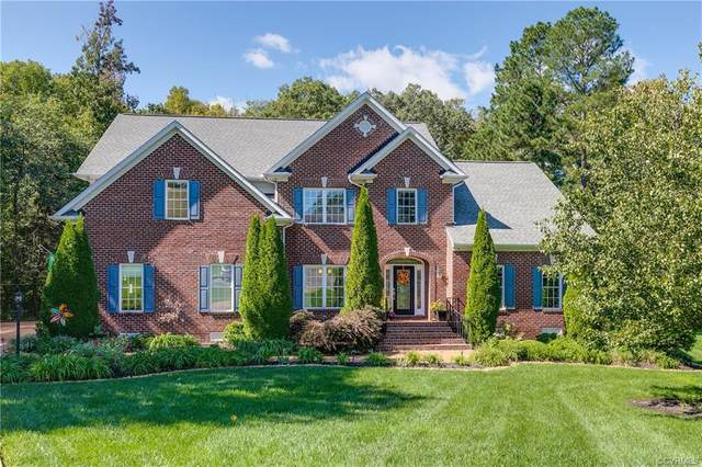 14825 Gilmans Cross Court, Glen Allen, VA 23059 (MLS #2030547) :: Small & Associates