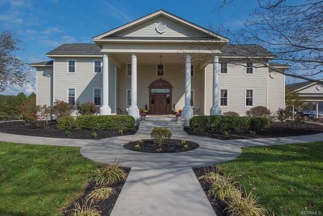 1741 Walnut Hill Road, Blackstone, VA 23824 (MLS #2030614) :: The Redux Group