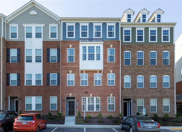 4359 Saunders Station Loop A, Henrico, VA 23233 (MLS #2030633) :: EXIT First Realty