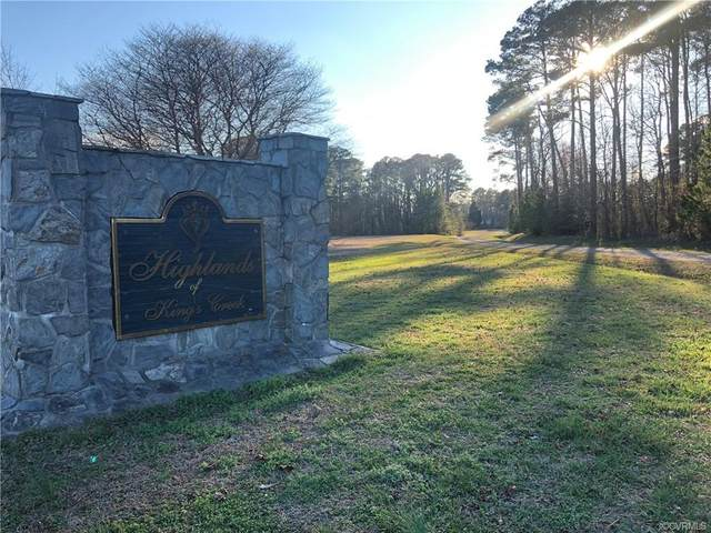 000 Lot 1 Loch Lane, Burgess, VA 22539 (MLS #2030656) :: The Redux Group