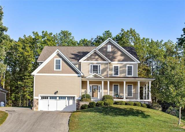 15119 Badestowe Drive, Chesterfield, VA 23832 (MLS #2030702) :: Treehouse Realty VA