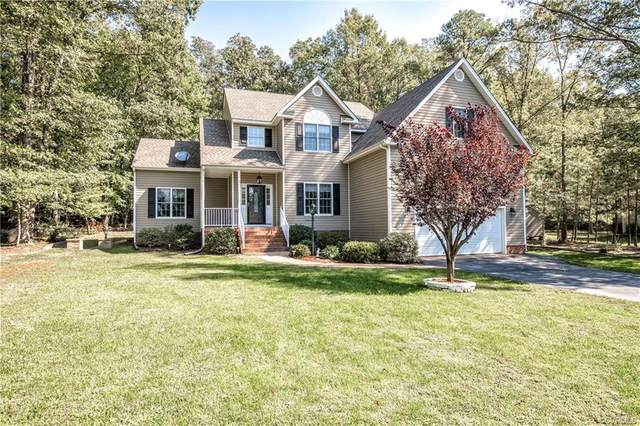 10900 Oak Arbor Terrace, Chester, VA 23831 (MLS #2030725) :: The Redux Group