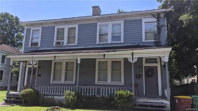 640-642 High Street, Petersburg, VA 23803 (MLS #2030738) :: Treehouse Realty VA