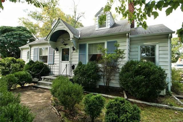 100 S Elm Avenue, Henrico, VA 23075 (MLS #2030761) :: The Redux Group