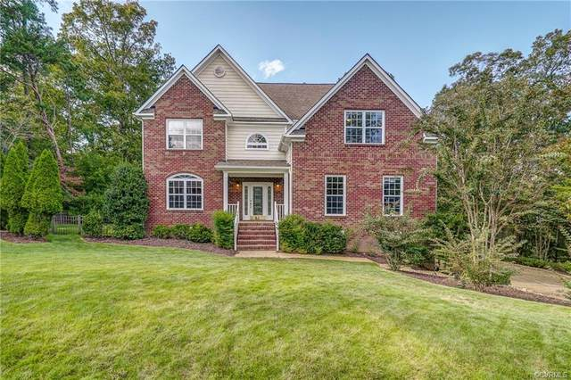 3123 Windy Branch Drive, Toano, VA 23168 (MLS #2030763) :: The Redux Group