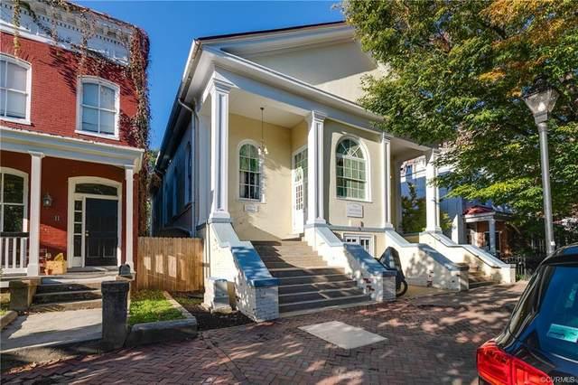 9 E Clay Street, Richmond, VA 23219 (MLS #2030783) :: Treehouse Realty VA