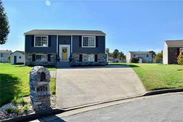 314 Buffalo Road, Henrico, VA 23223 (MLS #2030786) :: Small & Associates