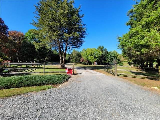 42 Cedar Court, Mineral, VA 23117 (MLS #2030801) :: Treehouse Realty VA