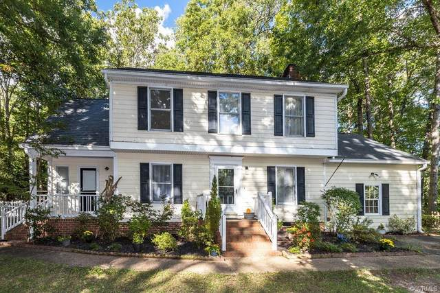6008 Mill Spring Court, Chesterfield, VA 23112 (MLS #2030847) :: The Redux Group