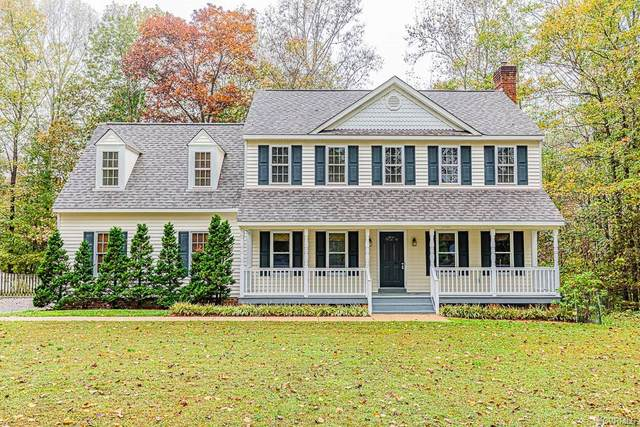 9159 Old Lafayette Road, Mechanicsville, VA 23111 (MLS #2030918) :: Treehouse Realty VA