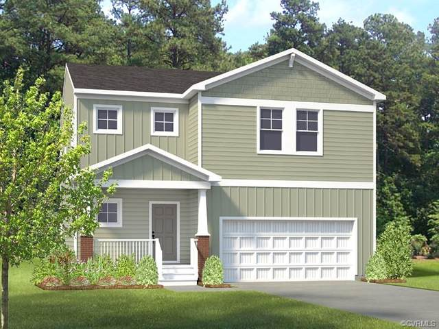 75 Fairmont Place, Aylett, VA 23009 (MLS #2030956) :: Village Concepts Realty Group