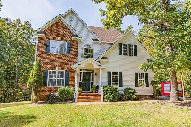 11518 Lylwood Lane, Chesterfield, VA 23838 (MLS #2030975) :: The Redux Group