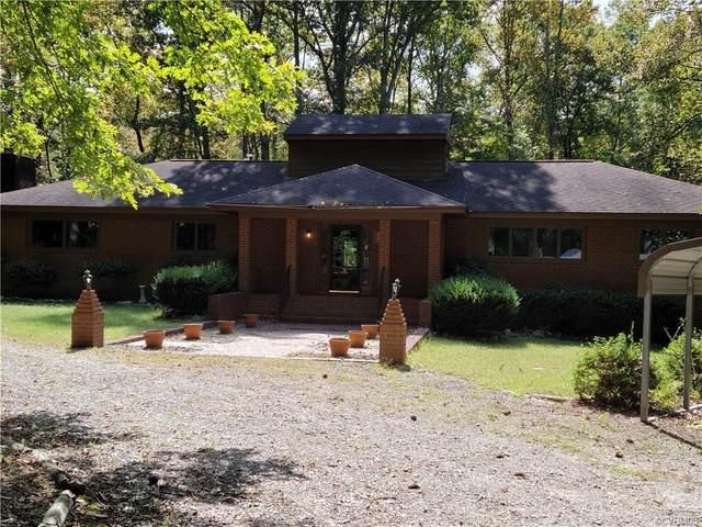 5759 Cold Harbor Road, Mechanicsville, VA 23111 (MLS #2030986) :: Treehouse Realty VA