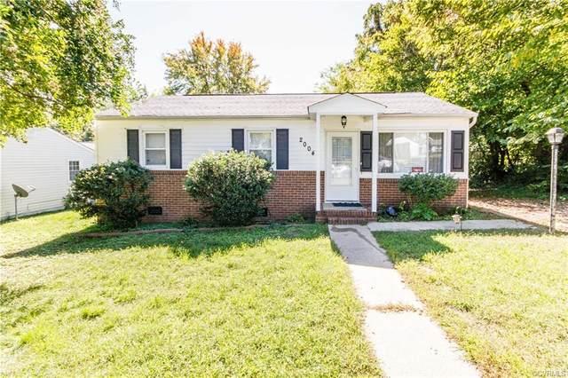 2004 Dolin Street, Hopewell, VA 23860 (MLS #2030997) :: Treehouse Realty VA