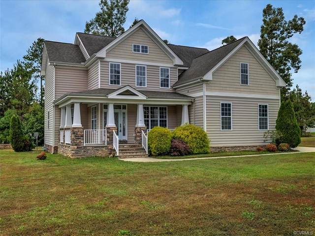15566 Parkgate Drive, Chester, VA 23831 (MLS #2031023) :: EXIT First Realty