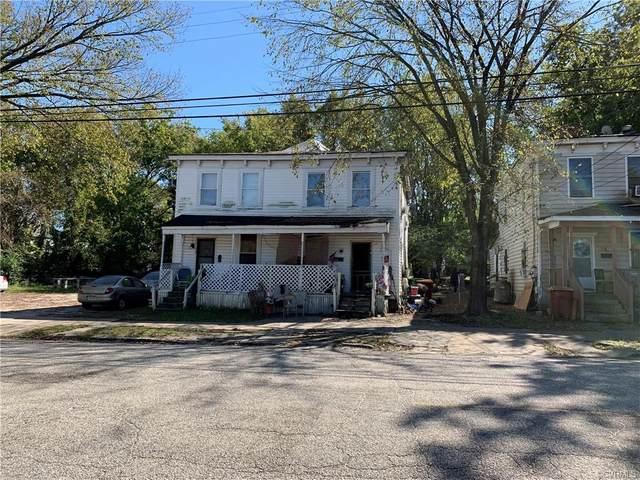 1134 Hinton Street, Petersburg, VA 23803 (MLS #2031039) :: The Redux Group