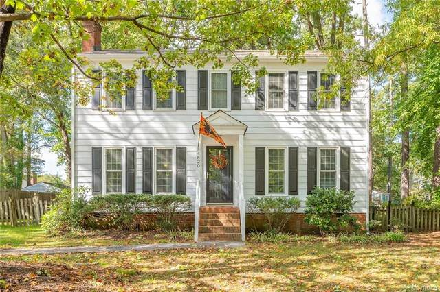 4820 Kellywood Drive, Glen Allen, VA 23060 (MLS #2031064) :: Treehouse Realty VA