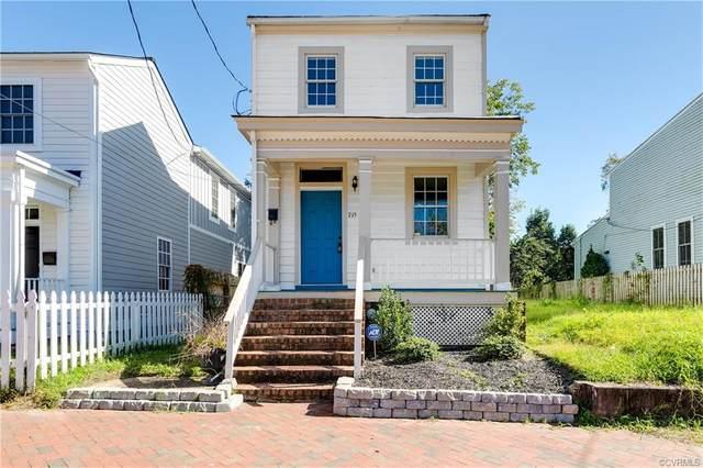 715 N 24th Street, Richmond, VA 23223 (MLS #2031083) :: Small & Associates