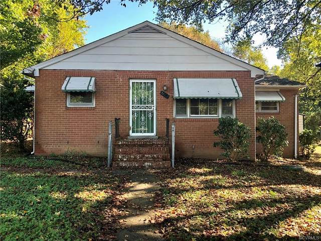 5602 Simpson Avenue, Richmond, VA 23231 (MLS #2031115) :: Small & Associates