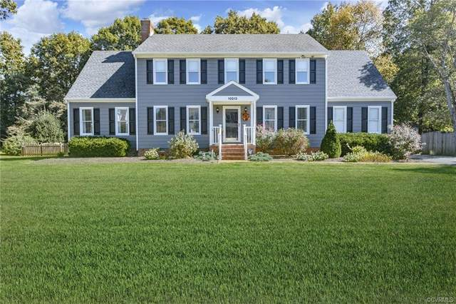 10213 Salem Oaks Place, North Chesterfield, VA 23237 (MLS #2031122) :: The Redux Group