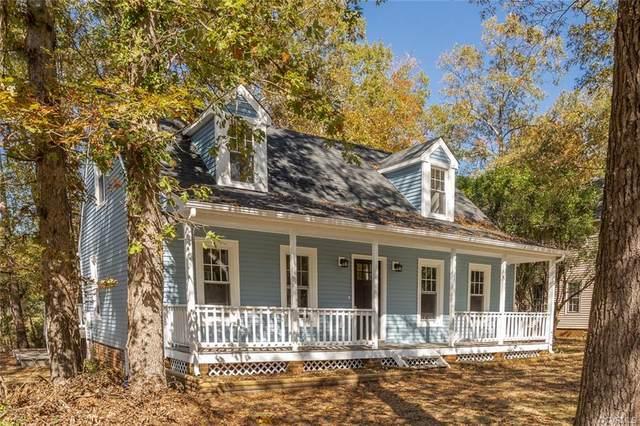 8606 Sunset Knoll Road, Chesterfield, VA 23237 (MLS #2031160) :: Treehouse Realty VA