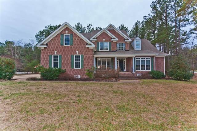 5106 Kings Pond Court, Providence Forge, VA 23140 (MLS #2031164) :: Small & Associates