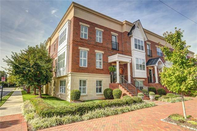 1701 W Cary Street, Richmond, VA 23220 (#2031186) :: Abbitt Realty Co.
