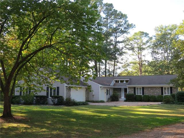 274 Robbins Lane, White Stone, VA 22578 (MLS #2031200) :: Small & Associates