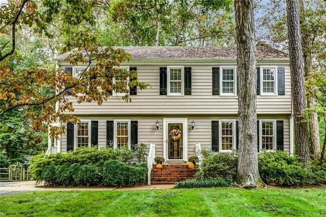 10407 Huntsmoor Drive, Henrico, VA 23233 (MLS #2031201) :: Treehouse Realty VA
