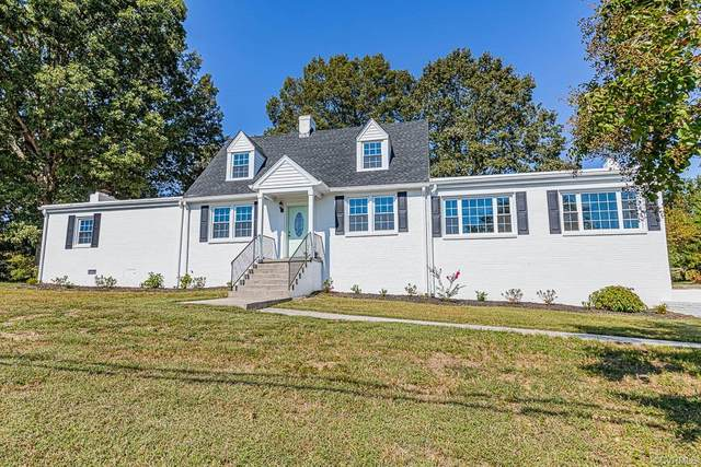 9100 Hull St Road, North Chesterfield, VA 23236 (MLS #2031204) :: The Redux Group
