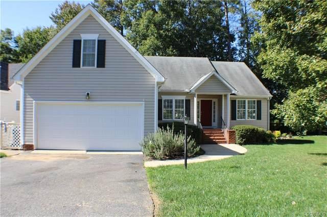 8530 Easton Ridge Place, Chesterfield, VA 23832 (MLS #2031216) :: Small & Associates